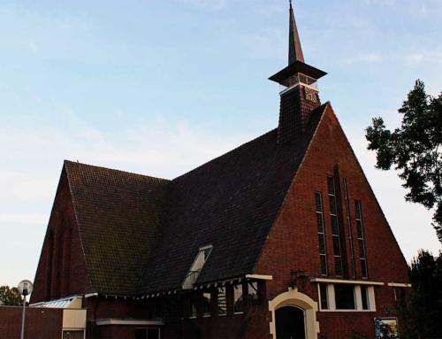 Bijwonen kerkdiensten vanaf 20 december!