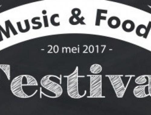 Music & Food festival 20 mei